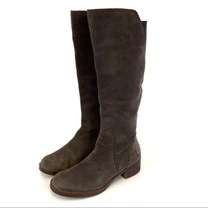 Lucky Brand LP Hanover Suede Boots